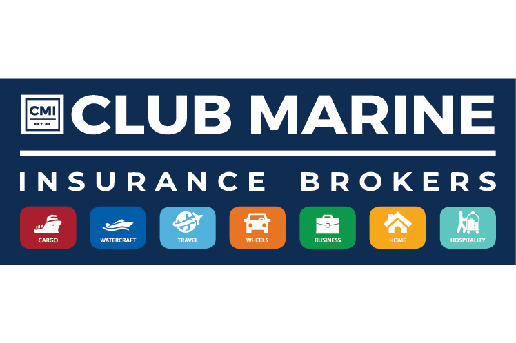 Club Marine Insurance logo 4x6