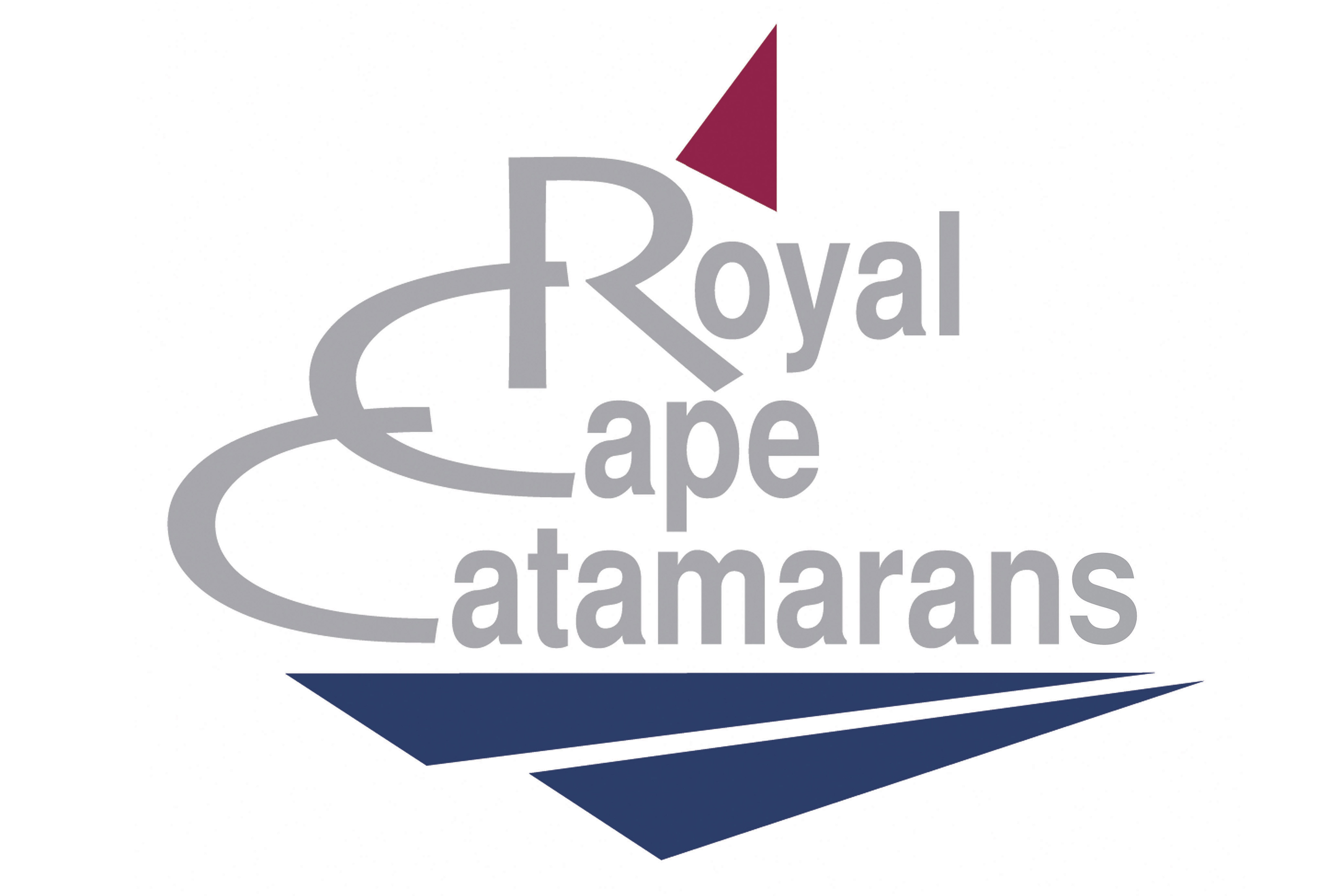 Royal Cape Catamarans logo 4x6