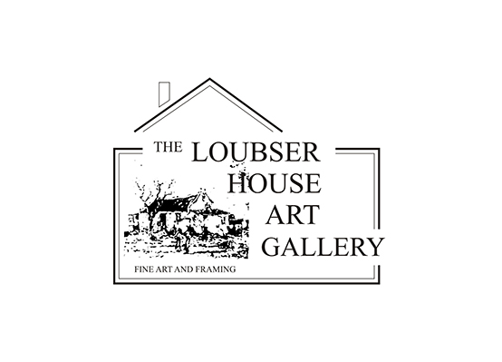 The Loubser House Art Gallery logo thumb