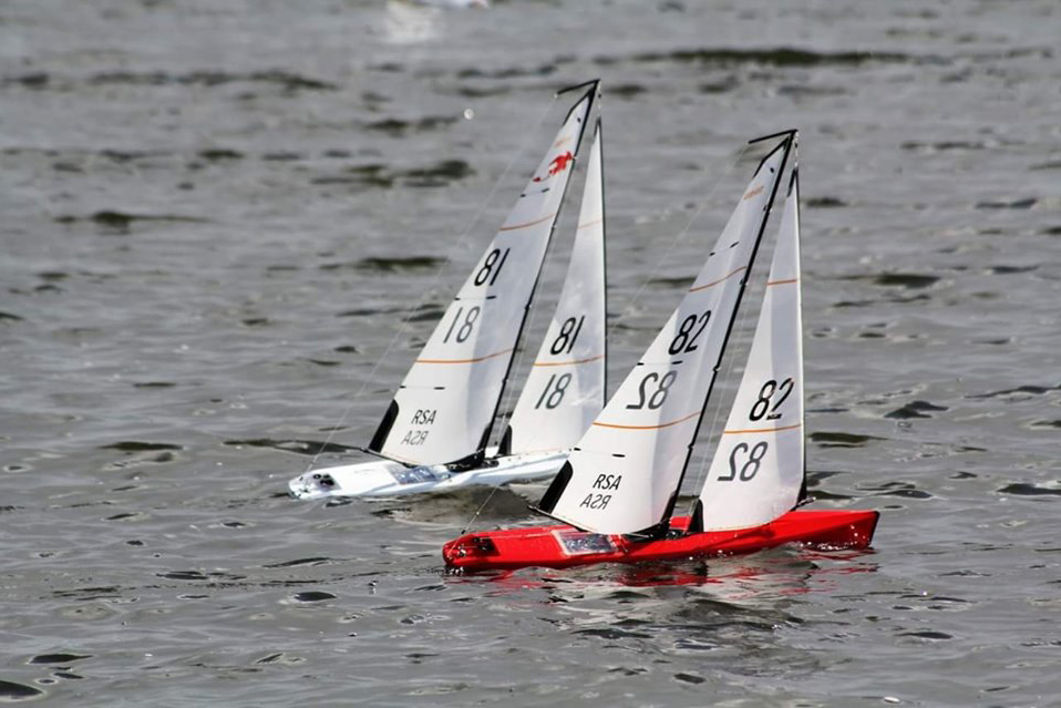 Radio Controlled Boats Regatta